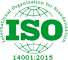 Environmental management system is certified in accordance with ISO 14001:2004*