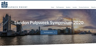 Ilim continues to sponsor the London Pulp Week